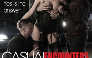 Casual Encounters presented by David Lord starring jessica drake