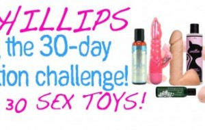 Sam Phillips Takes 30 Day Masturbation Challenge