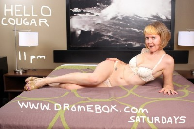 """Hello Cougar"" returnsthis week on DromeBox.com"