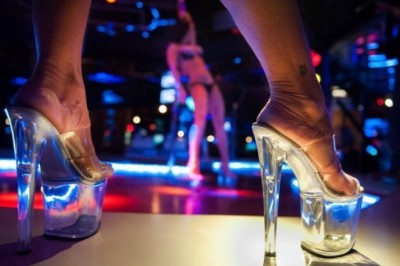 Awful Shit: Yelp Strip Club Reviews