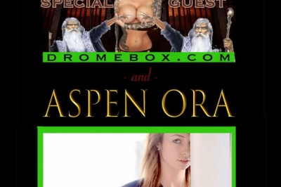 "KarmaRX and Aspen Ora appearing this week on ""Reel Seduction Radio"" this weekend on DromeBox .com"