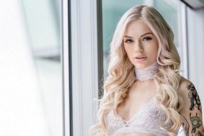 Alex Grey Named Newest Vixen Angel