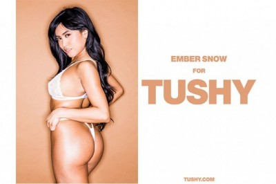 Ember Snow Makes Her Tushy Debut