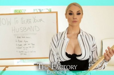 Sarah Vandella Schools Unruly Girls in Latest Episode of Babes' The Factory Series