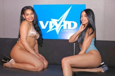 WATCH THE NBA FINALS WITH THE GIRLS OF VIVID CABARET NEW YORK
