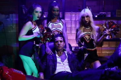 Joanna Angel Gives You an 'S' for Satan in New Release 'Satan's Cheerleaders'